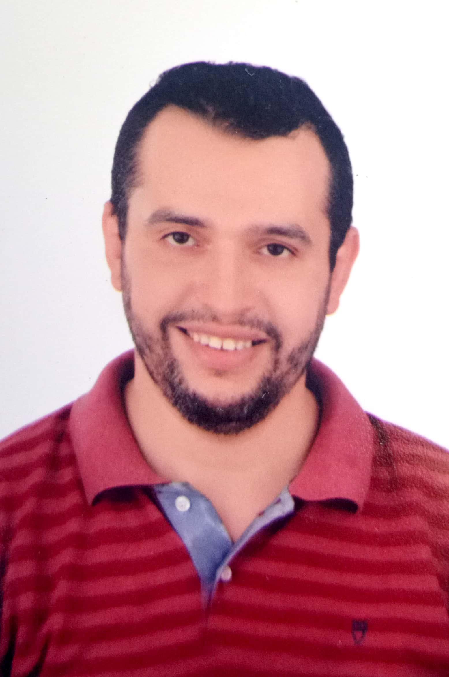 Teaching Assistant Ahmed Mohamed Nasr